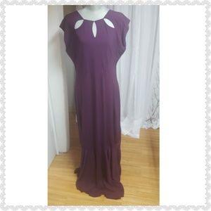 ELOQUII Jersey Dress